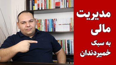 Photo of مدیریت مالی به سبک خمیردندان
